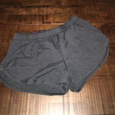 Lululemon Speed Shorts Sz 8- worn but in good shape! lululemon athletica Shorts