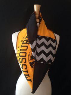 University of Missouri Infinity Scarf