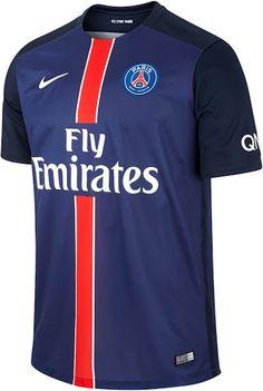 Paris Saint-Germain 15-16 Kits Revealed - Footy Headlines