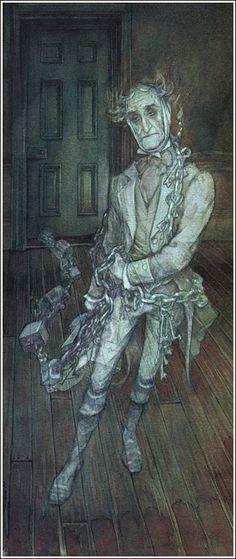 Illustrator P. J. Lynch.