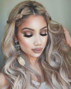 How heavenly is Alina Gea in the range? We would like Wie himmlisch ist Alina Gea in der Wir möchten dass unser Make-up … How heavenly is Alina Gea in the range? We want our makeup - Cute Makeup, Gorgeous Makeup, Pretty Makeup, Makeup Looks, Simple Makeup, Romantic Eye Makeup, Natural Makeup, Skin Makeup, Beauty Makeup