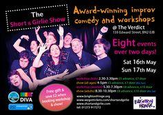 Comedy Improv workshop for kids - Sun workshop show The Verdict, Fairs And Festivals, Brighton, Comedy, Workshop, Events, Japan, Sun, Kids