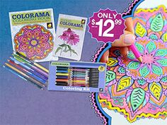 Colorama Coloring Book™   Official Site   Create Something Wonderful And Relax With Colorama!