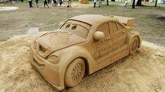 sand скульптура - Поиск в Google