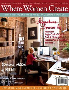 where women create mag