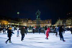 Kungsträdgården — Stockholm Mania