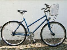 Damenrad mit Shimano Alfine 11gang Nabenschaltung