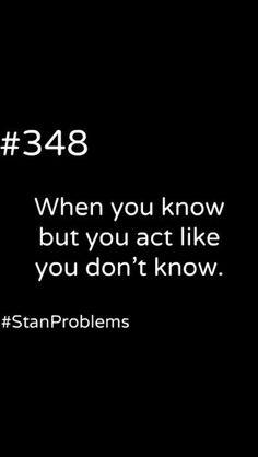 #stanproblems