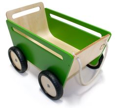Kaiku Pushpull. we need this walker, and it doubles as a toy chest.