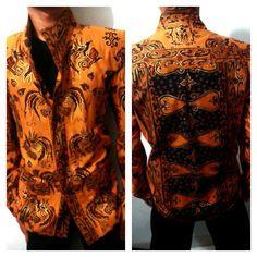 Blazer #batik #papua  #prada #indonesia