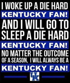 Uk Wildcats Basketball, Uk Football, Kentucky Basketball, University Of Kentucky, Kentucky Wildcats, Go Big Blue, Blue And White, Just A Game, Go To Sleep