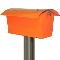 The original DaVinci post-mount mailbox by houseArt.