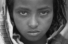 EthiopiaBorana girl in the neighbourhood of Yabello.Ronnie Dankelman