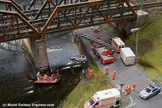track tragedy-model railway