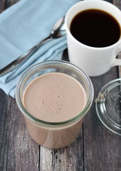 best coconut or almond coffee creamer recipe on