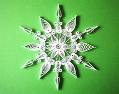 QUILLING St. Patrick's Day CLOVERS or by BlissfullyQuilling