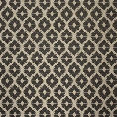 Warwick Fabrics : SEMINYAK, Colour EBONY Warwick Fabrics, Pattern Matching, Cleaning Solutions, Soft Furnishings, Satin Fabric, Drapery, Animal Print Rug, Helpful Hints, Upholstery