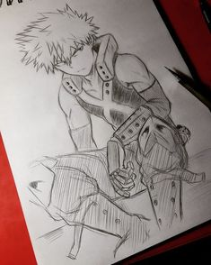 Anime Drawings Sketches, Anime Sketch, Cool Drawings, My Hero Academia Shouto, Hero Academia Characters, Anime Character Drawing, Manga Drawing, Sketch Inspiration, Anime Art