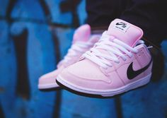 best authentic 49408 b63cf Nike SB Dunk Low Pink Box - 2016 (by Manuel Rehn) Cheap Womens Nike