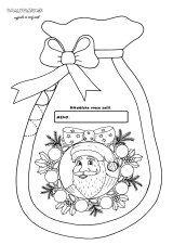 Mikulášske vrece Santa, Winter, Christmas, Advent, Education, Winter Time, Xmas, Navidad, Noel