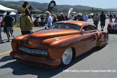 "'49 Cadillac ""Copperhead"""