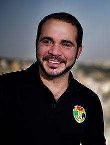 Prince Ali Bin Al Hussein, for his work for women football players as the Vice President of FIFA for Asia.