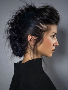 edgy updo for long hair Mohawk Hairstyles, Formal Hairstyles, Halloween Hairstyles, Hairstyles 2016, Updo Hairstyle, Wedding Hairstyles, Medium Hair Styles, Curly Hair Styles, Hair Medium