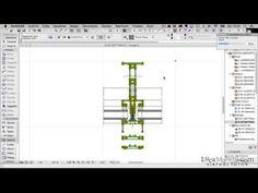 ArchiCAD importare PDF - YouTube