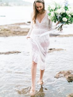 Australian Seaside Bridal Inspiration via Magnolia Rouge
