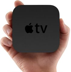 Apple - Apple TV - Play your favorite HD content on your HDTV.