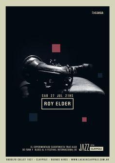 23 poster by jazz en claypole