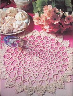 Decorative Crochet Magazines n° 49 - tristanime - Picasa Webalbums