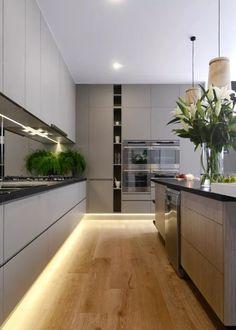 Luxury Kitchen Design, Contemporary Kitchen Design, Best Kitchen Designs, Interior Design Kitchen, Modern Design, Modern Contemporary, Contemporary Furniture, Scandinavian Furniture, Unique Furniture