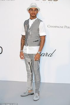 553676ad6 Cannes Film Festival: Nicole Scherzinger dazzles in semi-sheer dress. Lewis  HamiltonSheer ...