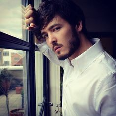 The amazing Alexander Vlahos