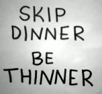 """This interest and revelation in the experience of someone who has an eating disorder seems to be a part of our culture. There is a twisted sense of coveting or longing for the """"success"""" of having the commitment to participate in eating disordered behaviors and to emulate those who """"triumphantly"""" achieve the status of this mental disorder. In reality, eating disorders are deadly mental illnesses. The torturous experiences are reminiscent of demonic voices that plague and inhabit one's mind."""