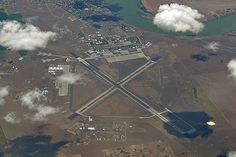 Photo by Matt Bearup This photo is licensed All Rights Reserved. If you wish to use, copy, or publish it you must receive written permission from Matt Bearup. Moses Lake Washington, International Airport, City Photo, Aviation, Around The Worlds, Pictures, Travel, Photos, Viajes
