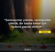 """Very creative than 16 Internet """"They are in-us"""" Capsu - Haberself - Turkey& . Meaningful Sentences, Bad Girl Aesthetic, Allah Islam, Islamic Quotes, Book Quotes, Motto, Ramadan, Cool Words, Karma"""