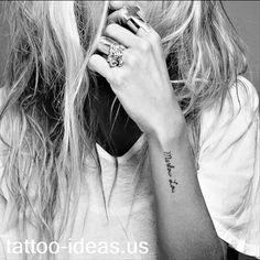 minimal and cute #tattoo #idea