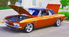 afsocjim 1965 Chevrolet Corvair 15538560