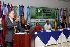 Arranca la Reunión de Caribbean Foresters 2013 en República Dominicana donde se discute el impacto del cambio climático en el Caribe y la importancia de los bosques.