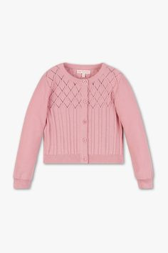 Discover the latest fashion! Cardigan now at the C&A online shop – Fast delivery✓ Top quality✓ Great prices✓ Cardigan, Diamond Design, Suits You, Latest Fashion, Your Style, Rose, Pattern, Sweaters, Kids