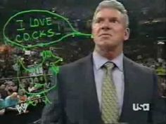 DX Messes with Vince's Microphone. lol