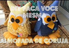 ♡♡ FAÇA VOCÊ MESMA ( DIY) ALMOFADA CORUJA♡♡