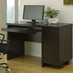 hokku designs chilton basic office desk with drawer reviews wayfair supply basic office desk