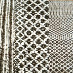 Mohair carpet detail