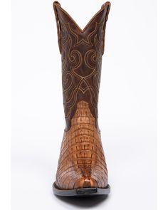 Leather lining. Custom Cowboy Boots, Western Boots, Western Cowboy, Crocs Boots, Shoe Boots, Men's Boots, Alligator Boots, Designer Boots, Mens Fashion