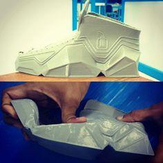 3D printed flexible custom shoe! #customclothes #3dprinting #3dprint #3dprinter #custom #diy