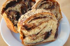 Anyone up for chocolate babka? Despite what you may have heard, it isn't hard to make! www.joepastry.com