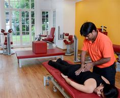 AktivOrtho™ has well-trained, highly experienced physiotherapists...